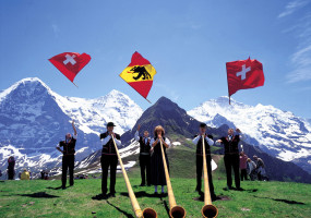 Швейцария о стране в категории