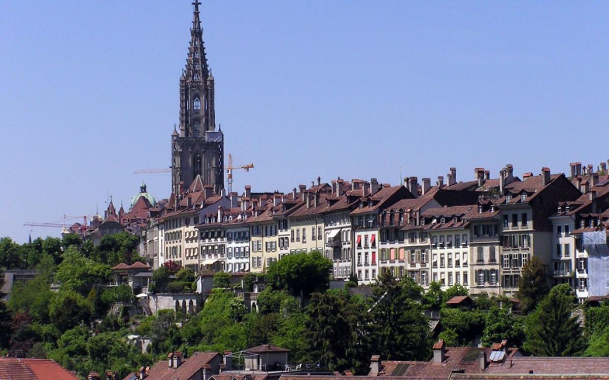 Берн столица Швейцарии фото видео и